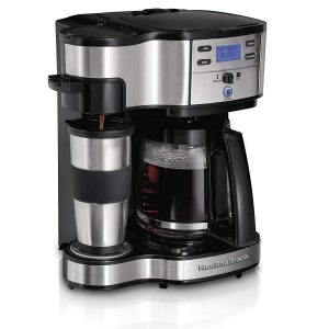 Hamilton Beach 2-Way Best Programmable Coffee Maker