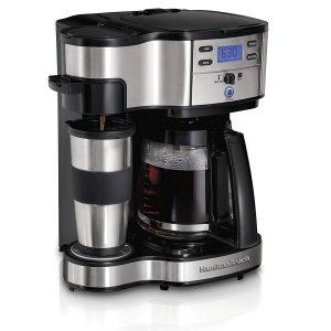 Hamilton Beach 2-Way Best Programmable Coffee Maker