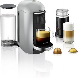 Breville-Nespresso USA BNV450SIL1BUC1
