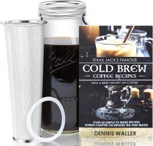 Cold Brew Coffee Maker Kit.