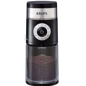 Krups GX550850 Grinder Best Espresso Grinder