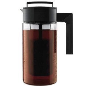 Takeya Patented Deluxe Best Cold Brew Coffee Maker