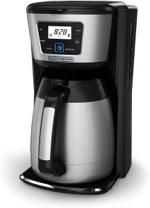 BLACK+DECKER 12-Cup Thermal Coffeemaker