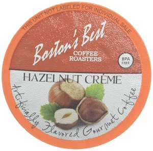 Boston's Best Hazelnut Crème