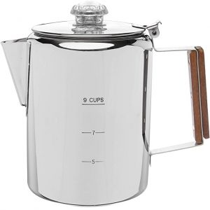 Coletti Bozeman Best Camping Coffee Maker