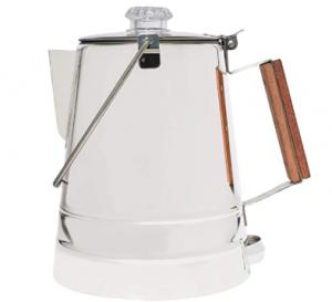 Coletti Butte Camping Coffee Pot