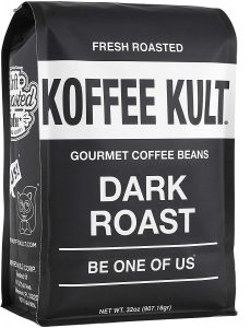 Koffee Kult Coffee Beans Dark Roasted