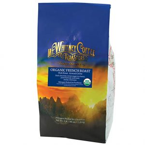 Mt. Whitney French Roast