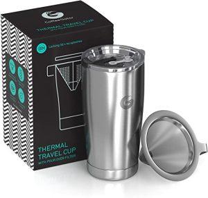 The Coffee Gator Single Cup